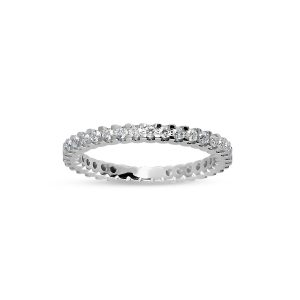 diamond eternity ring 0,26 carat ayt0004-9